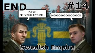 Hearts of Iron 4 - Road to 56 - Swedish Empire - Part 14 - END