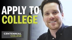 How To Apply To College in Ontario