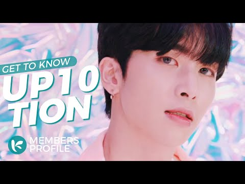 UP10TION (업텐션) Members Profile (Birth Names, Birth Dates, Positions etc..) [Get To Know K-Pop]
