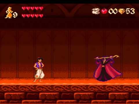 Resultado de imagen para Disney's Aladdin capcom