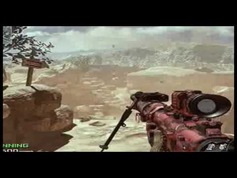 "Z SUBZ3RO Z And UNBRE4KABLE X  ""Dueces"" MW2 Dualtage Trailer"
