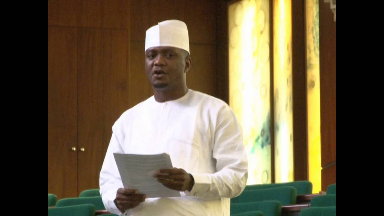 Download Hon Samaila Suleiman,29 Sept 2016  Motion on evacuation of the military dump beside the 1st division