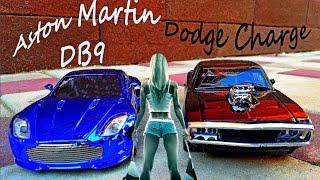 Что выбрать,Aston Martin DB9 или Dodge Charger