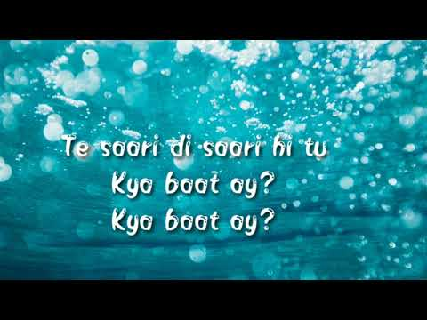Harrdy Sandhu'sKya Baat Ay Lyrical|kya Baat Ay Lyrics Video|Harrdy Sandhu|New Song 2018|Kya Baat Hai