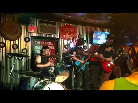Zac The Zombie live @ The Arrow Bar Texarkana