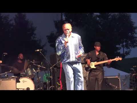 "Otis Clay: ""Truth Is"", Woodbine Park, Toronto  2014"