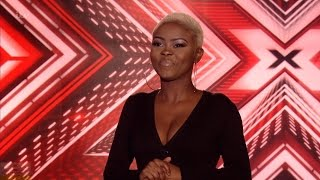 The X Factor UK 2016 Week 3 Auditions Gifty Louise Full Clip S13E05