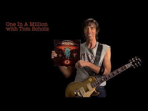 Maxwell - Boston's, Tom Scholz - How an Engineer Became an Unlikely Rock Star