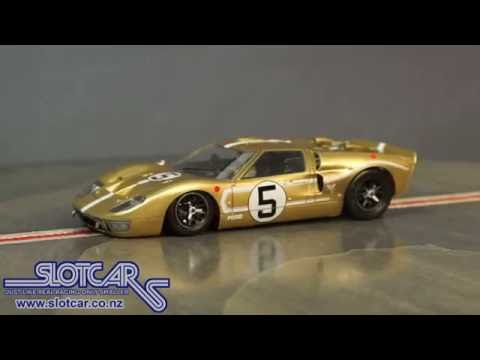 Nsr Slot Car  Ford Gt Slotcar Sw