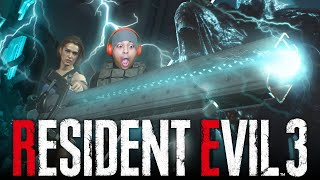 IT ENDS TONIGHT! CAN I BEAT THIS GAME WITH LOW AMO!? [RESIDENT EVIL 3] [#04] [FINAL EPISODE]