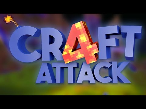 CRAFT ATTACK 4 LIVE
