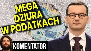 Rząd PIS Stracił 90 Miliardów Złotych w Podatkach od Korporacji CIT - Analiza Komentator Pieniądze