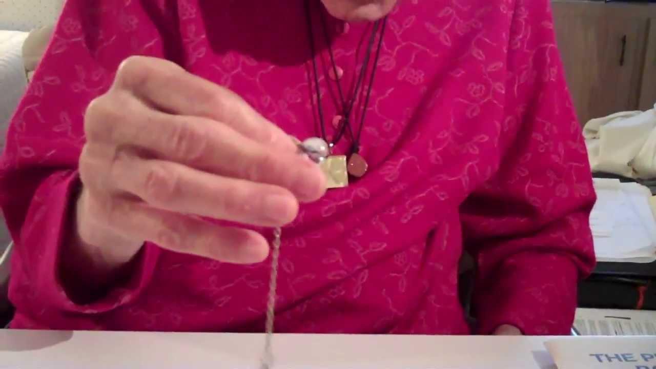 how to make a pendulum