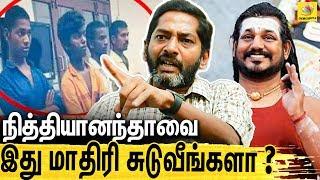 Savukku Shankar Interview About Hyderabad Encounter