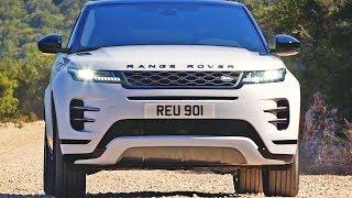 2020 Range Rover Evoque R-Dynamic S