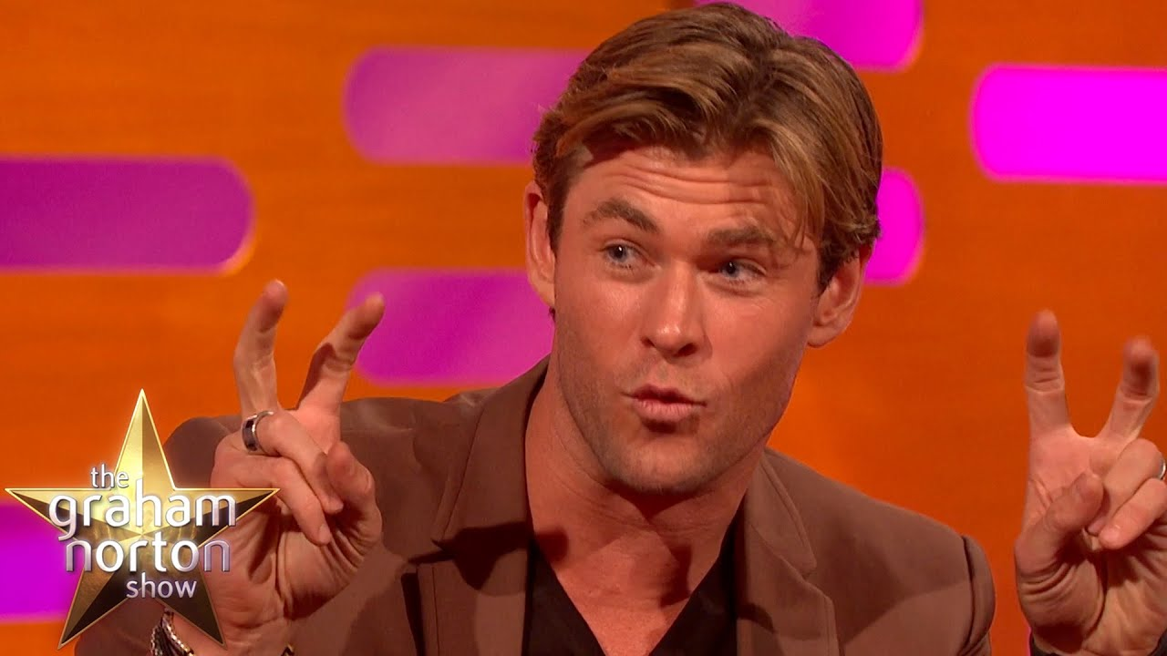 Chris Hemsworth Talks About Going To Prison The Graham