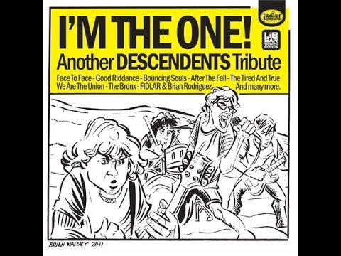 Descendents - I'm The One (Covers Full Album 2013)