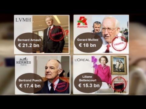 Богатым во Франции стало неуютно