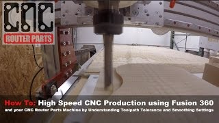 Supercharge Your CNC Productivity with Fusion 360 and CNC Router Parts PRO CNC Machines