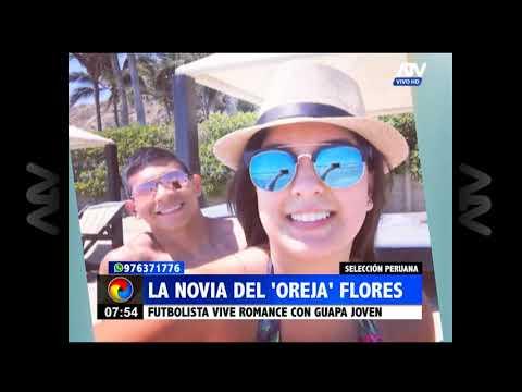 Conozca a la guapa novia de Edison Flores