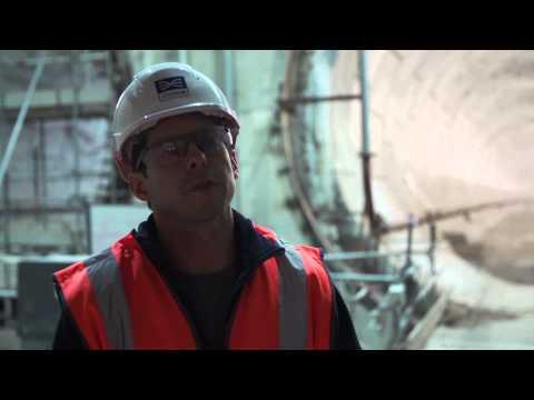 Interview with Santiago Daniellé, Crossrail Construction Manager | AutoMotoTV