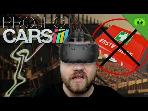 OHNE HILFEN 🎮 Project Cars VR #4