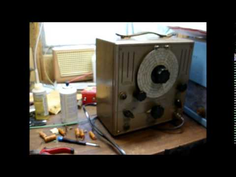 Repair of a 1956 Olympic model 447 transistor radio - part two