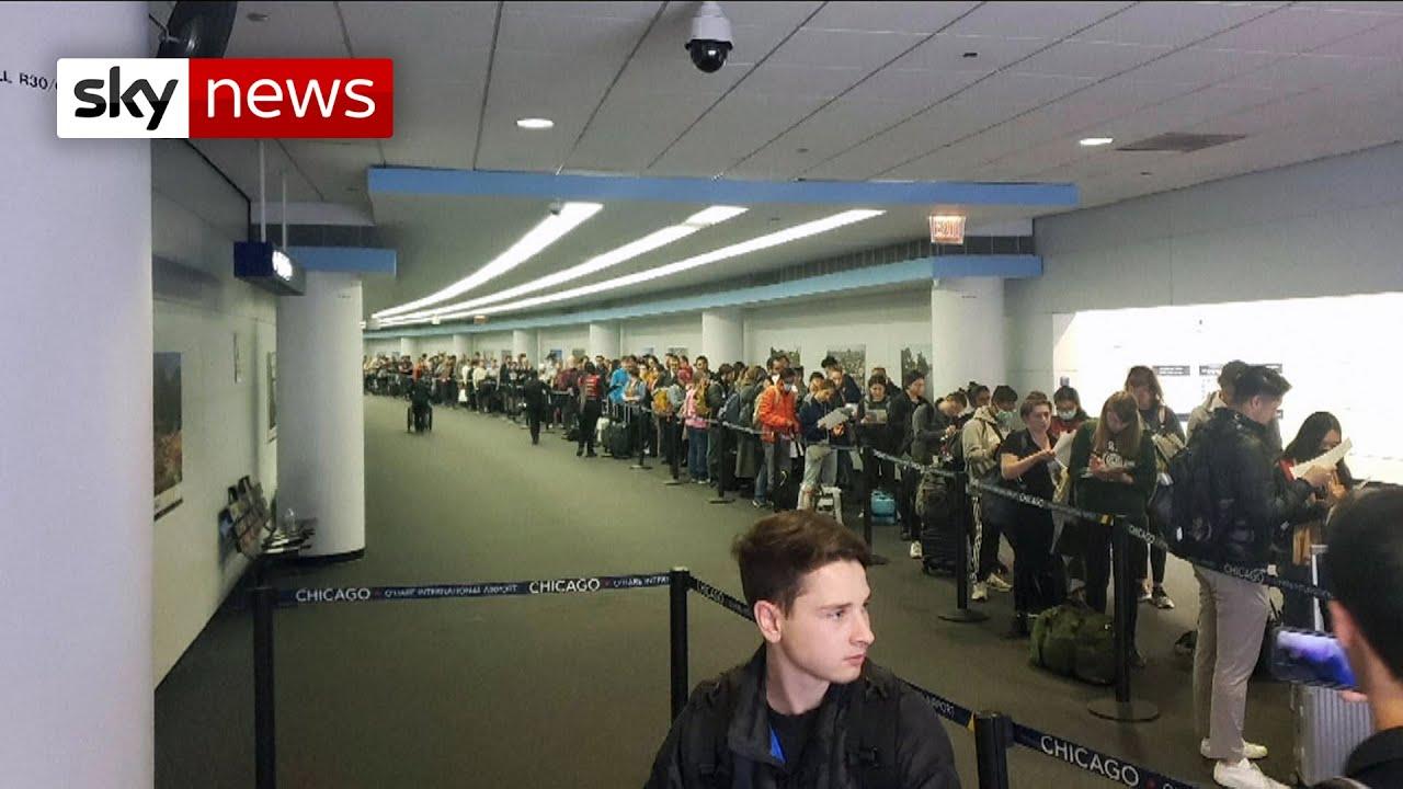Coronavirus latest: New York City could face 'full shutdown', de ...