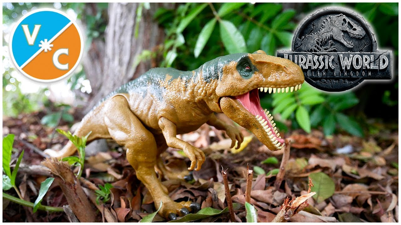 Jurassic World Roarivores Action Figure Metriacanthosaurus Mattel