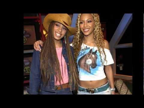 Beyoncé & Solange Knowles
