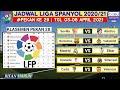 Jadwal Liga Spanyol Malam ini Pekan 29 | Barcelona vs Valladolid | Klasemen La Liga 2021 | Live Bein