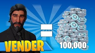*HOW TO SELL* YOUR FORTNITE:Battle Royale SKINS **AMAZING!!! **