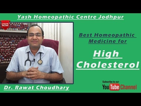 Best Homeopathic Medicines for High Cholesterol | Yash Homeopathic Centre