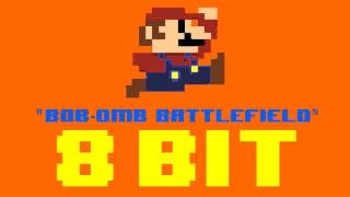Super Mario Bob-omb Battlefield Theme (8 Bit Remix Cover Version) [Tribute to NES]