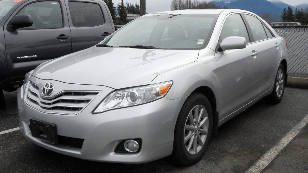 2010 Toyota Camry For Sale >> Sold 2010 Toyota Camry Xle Preview For Sale At Valley Toyota Scion In Chilliwack B C B1432