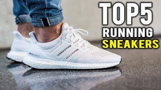 TOP 5 BEST SNEAKERS FOR RUNNING - BEST RUNNING SHOES 2019