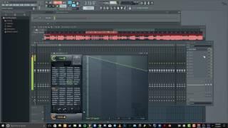 "FL Studio: 2 Minute Tips - Gross Beat ""Half-Speed Time"" Effect"