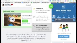 Video Intro to Seesaw for Teachers download MP3, 3GP, MP4, WEBM, AVI, FLV Oktober 2018