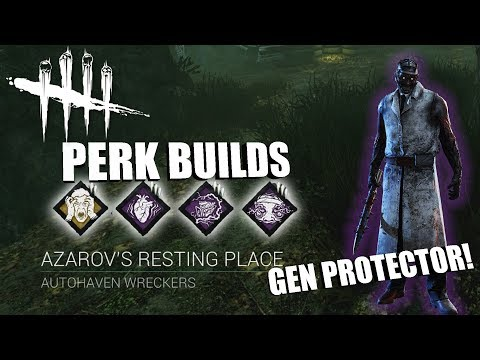 GEN PROTECTOR! | Dead By Daylight The Doctor PERK BUILDS
