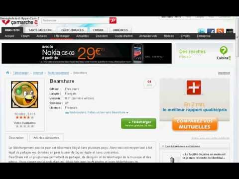 how to download bearshare for free