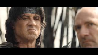 John Rambo 4 : arc et fleches
