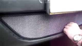 видео Решетка радиатора Рено Логан: тюнинг, защитная сетка, молдинги и накладки