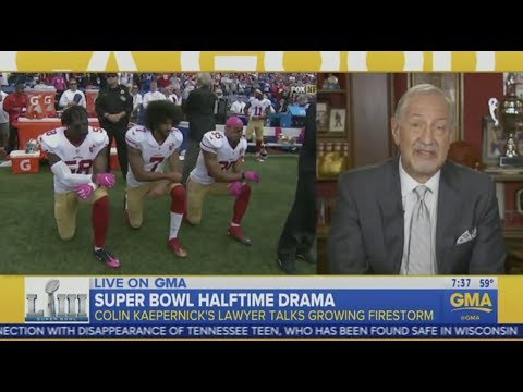Kaepernick Attorney Mark Geragos Calls Out Super Bowl Halftime Performers Mp3