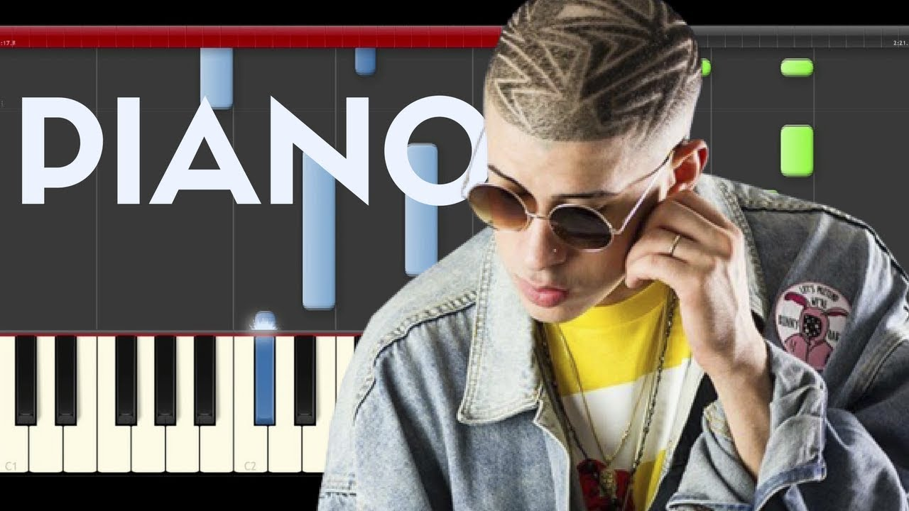 bad-bunny-amorfoda-piano-midi-tutorial-sheet-app-cover-karaoke-hernando-cruz