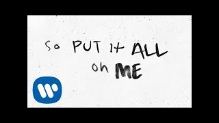 Ed Sheeran - Put It All On Me (feat. Ella Mai) [ Lyric ]