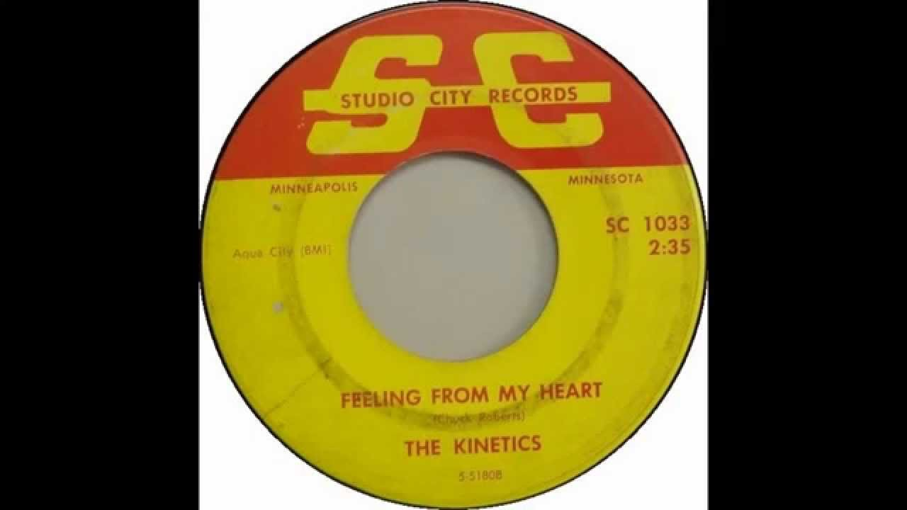 Download The Kinetics - Feeling From My Heart