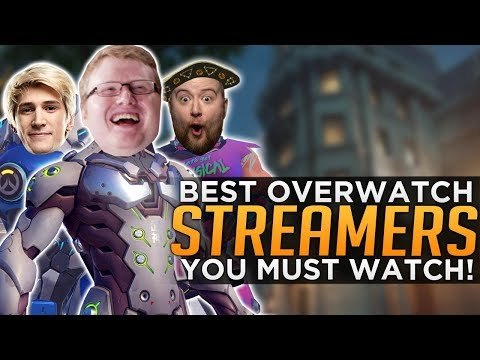 The Absolute BEST Overwatch Streamers! thumbnail