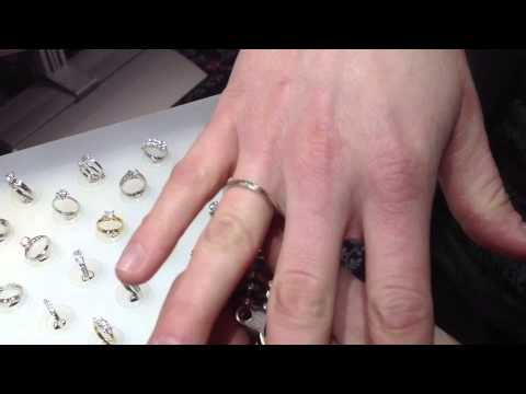 Sizing Your Ring For The Perfect Fit Youtube