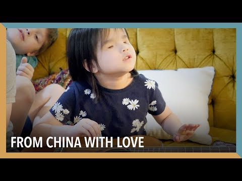 From China, With Love: An Adoption Story   VOA Connect