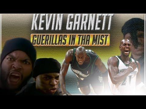 Kevin Garnett - Untamed Guerilla In The Mist